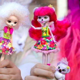 Holiday Gift Idea – Enchantimals Dolls