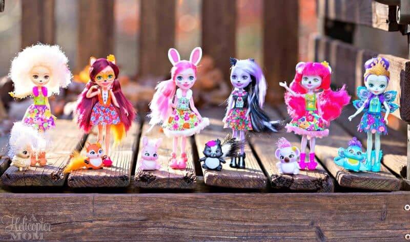 Enchantimals Doll Review