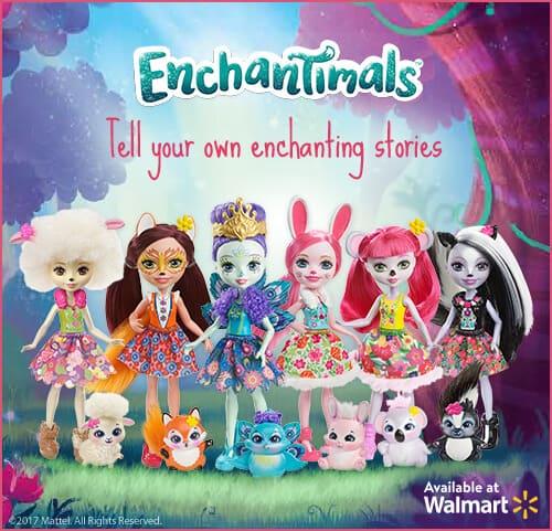Enchantimals Review