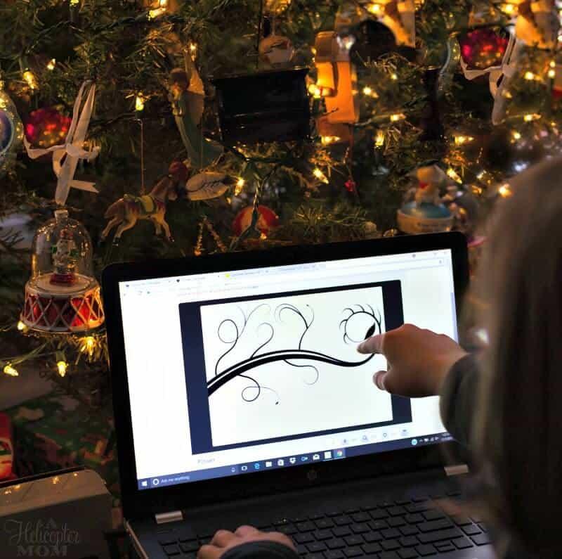 Christmas Presents - HP Jaguar Graphic Design Laptop