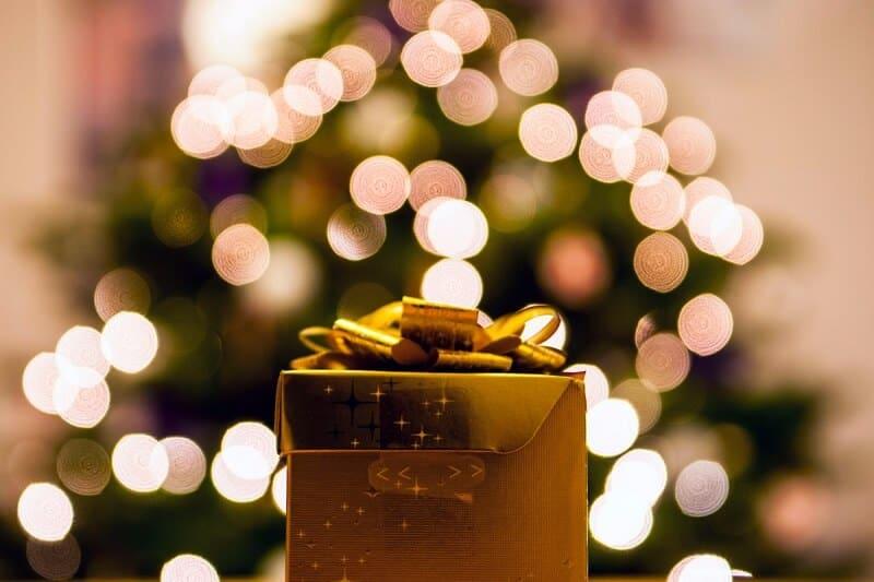Holiday Presents - HP Jaguar