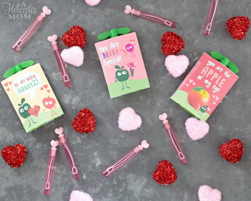 Valentine's Day Free Printable Covers