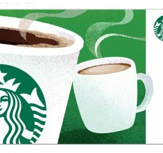 Starbucks Gift Card Giveaway – Reader Love