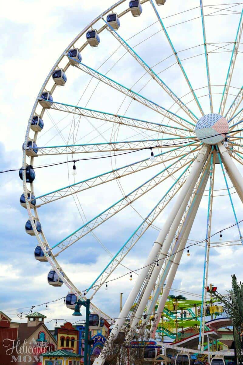 Extreme Adventures in Pigeon Forge - Great Smoky Mountain Wheel