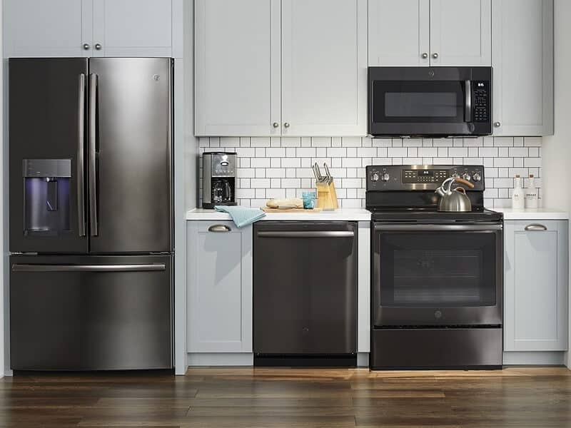 Updating the Home - Premium Finish Appliances in the Kitchen