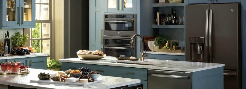 Updating the Home - Slate Appliances