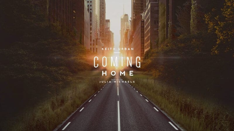 Country Music Coming Home by Keith Urban