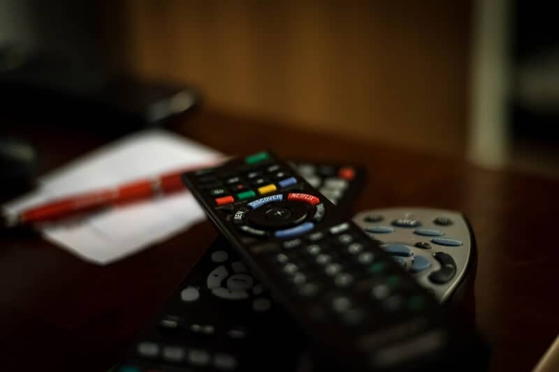 Home Entertainment Control - Too Many Remote Controls