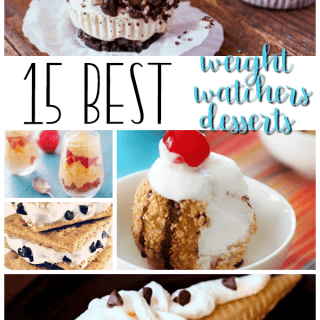 15 Best Weight Watchers Dessert Recipes