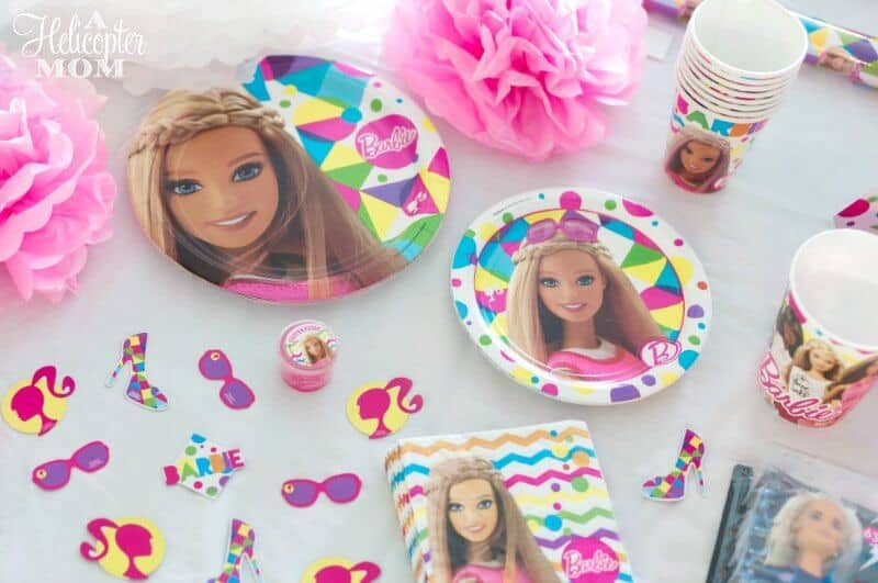 How to Throw a Barbie Birthday Party
