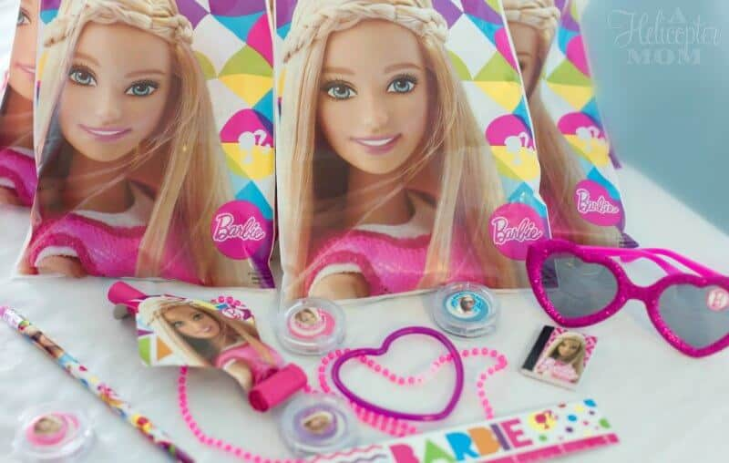 Barbie Birthday Party Supplies