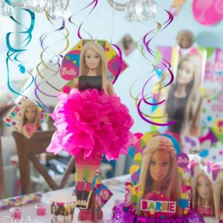 How to Throw the Perfect Barbie Party