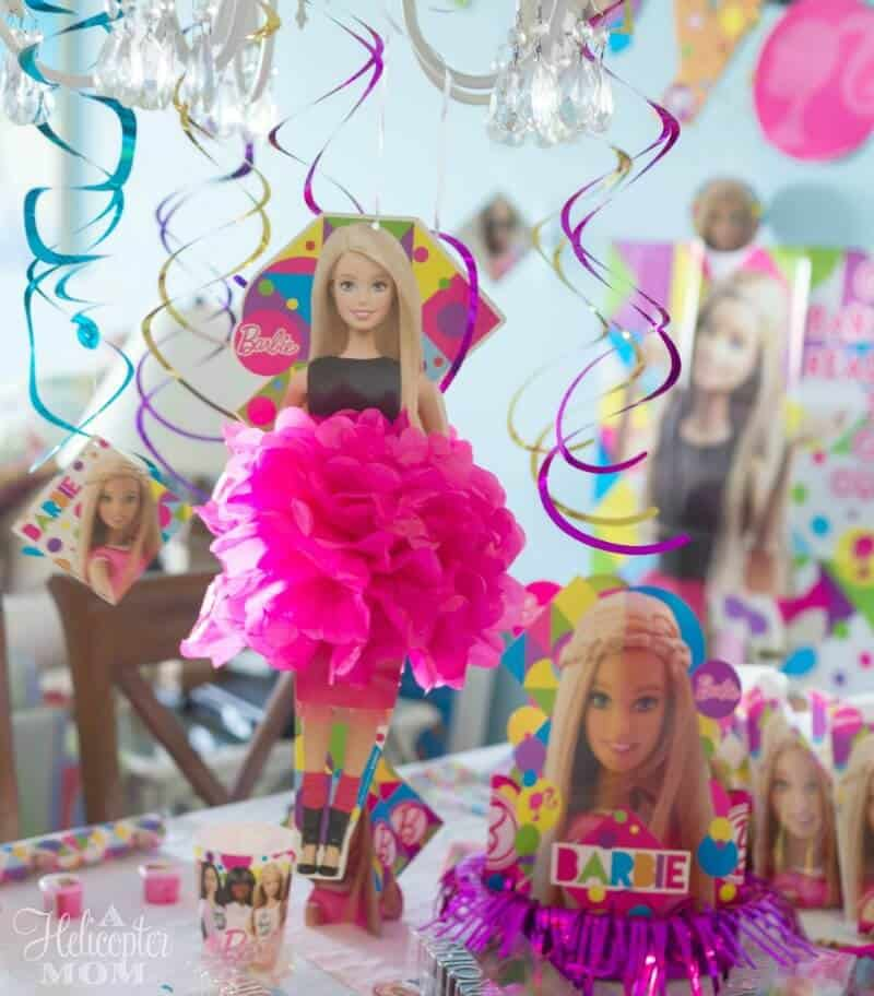 How to Throw a fun Barbie Party