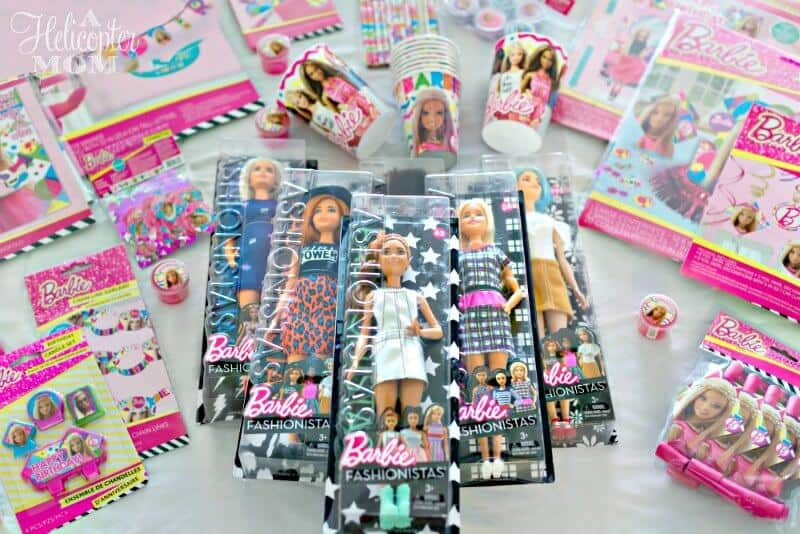 Throwing a Barbie Birthday Party