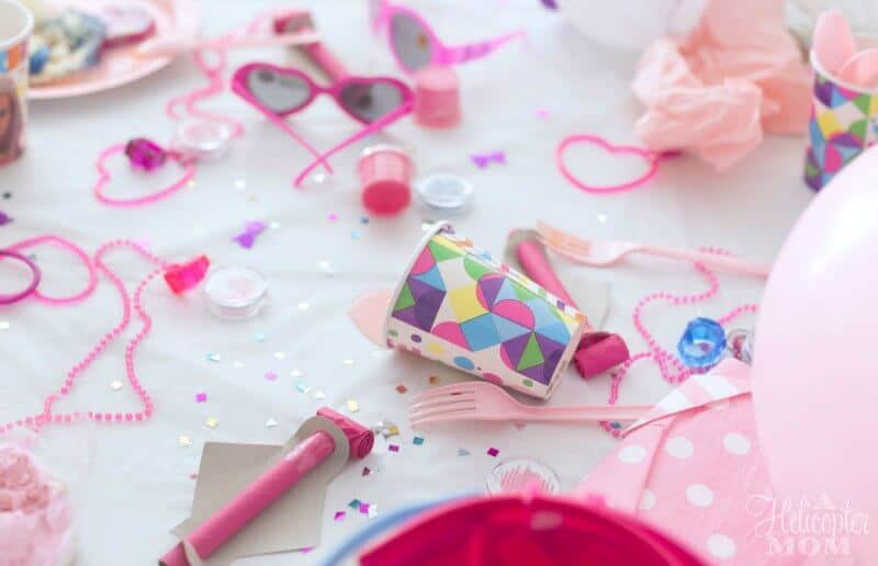 Pink Party Birthday for Girls