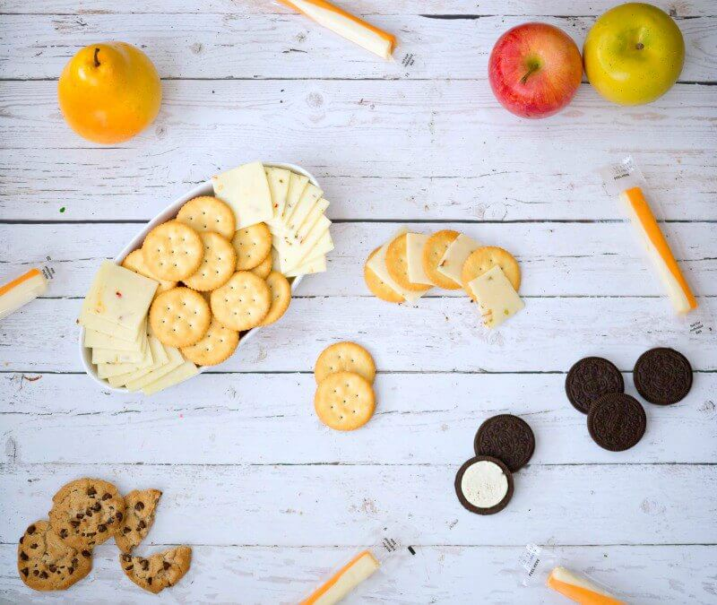 Easy Snacks for Kids Collect to Win Prizes