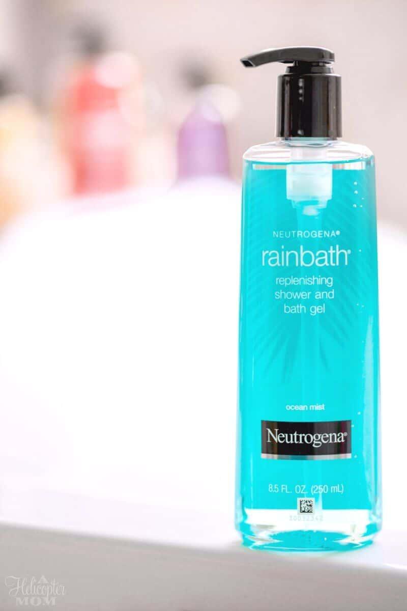 Neutrogena Rainbath Home Spa Day