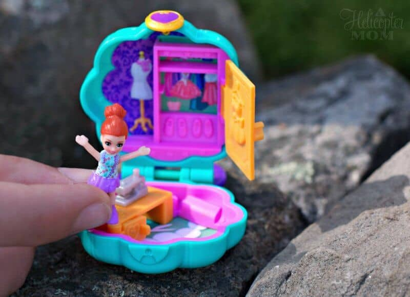 Fun for Kids - Polly Pocket Play