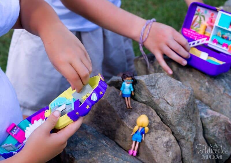 Fun for Kids - Polly Pockets Play