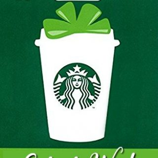 Starbucks Giveaway – Win a Starbucks Gift Card