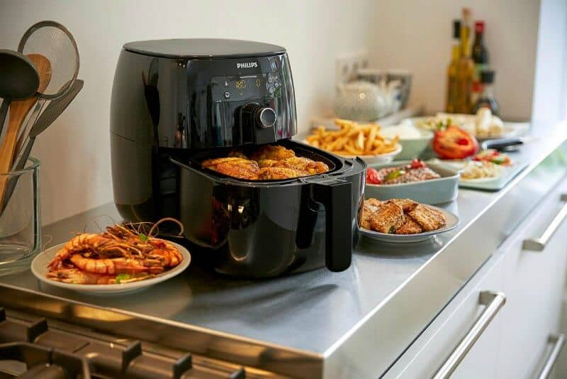 New Technology in Small Appliances