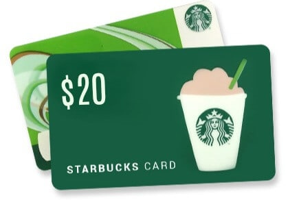 Goodbye Winter Starbucks Giveaway - A Helicopter Mom