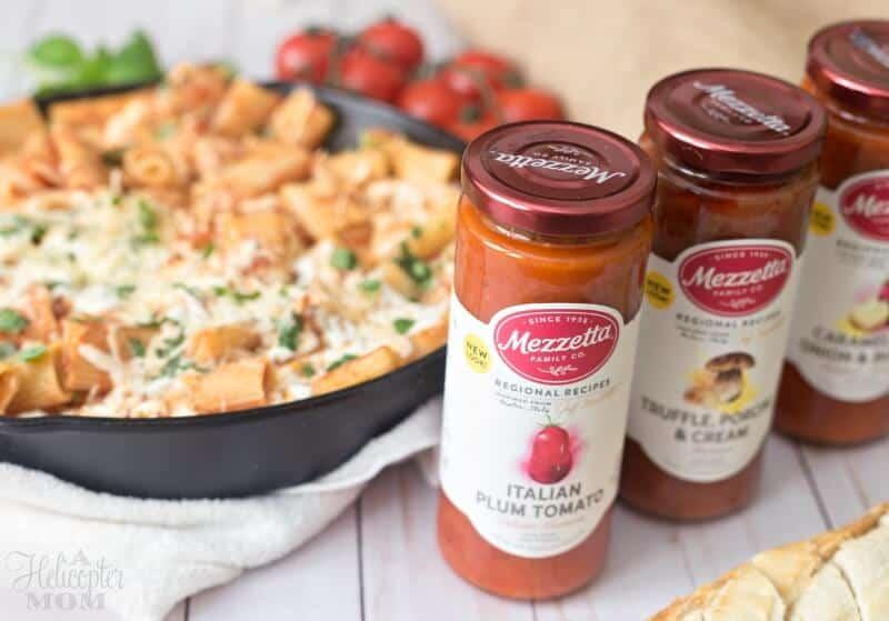 Mezzetta Pasta Sauce