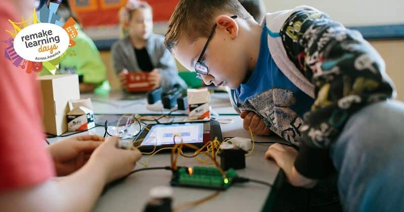 STEM Learning Events - Remake Learning Days