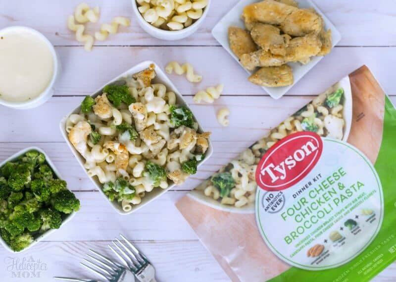 Easy Meals for Families on the Go