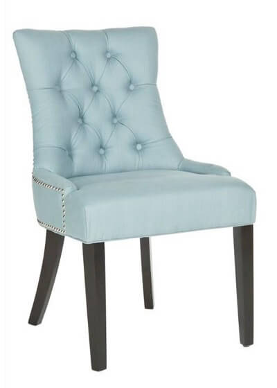 Easy Ways to Update Home Decor Linen Chairs