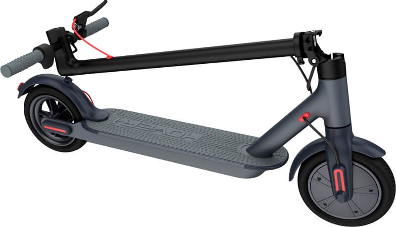 College Campus Trends - Scooters