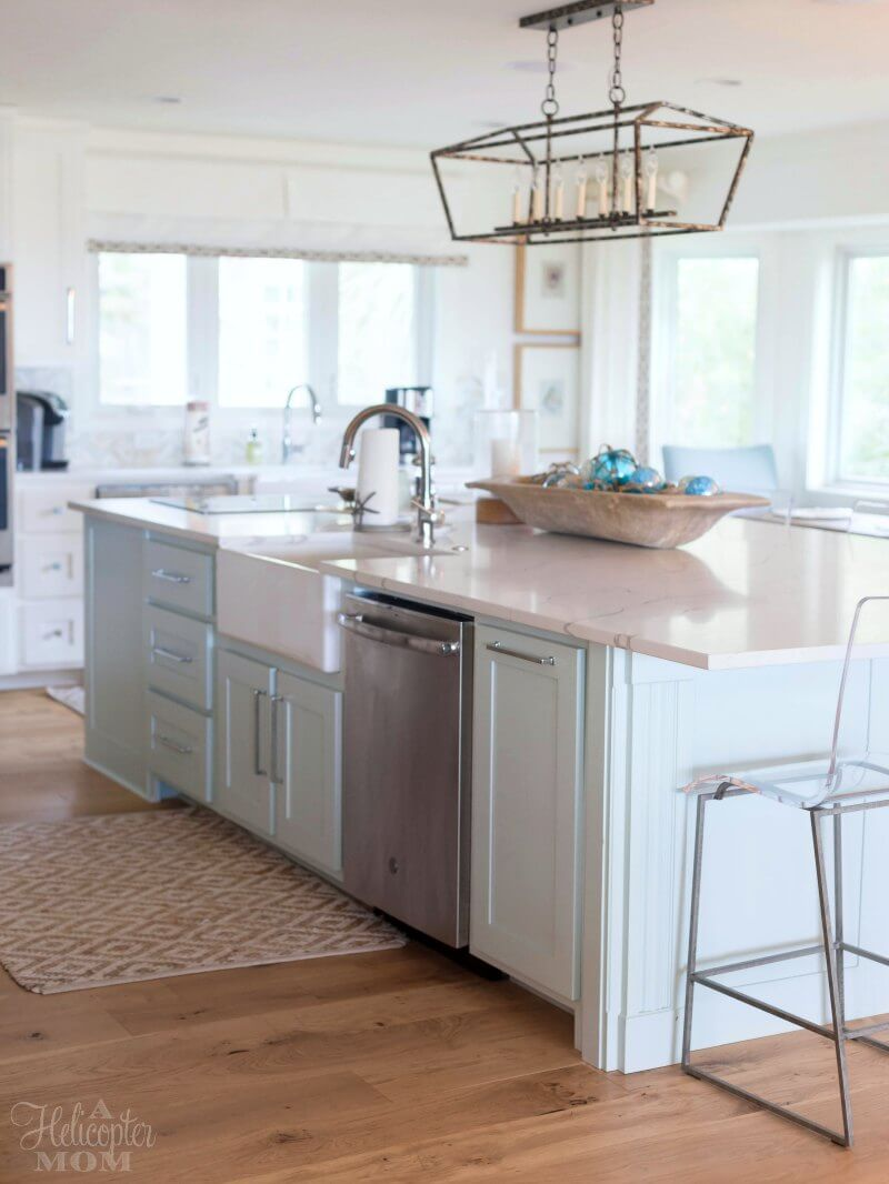 Holiday Entertaining in Kitchen