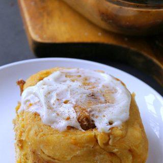 Fresh Ideas for the Holidays – Carrot Cake Cinnamon Rolls Recipe