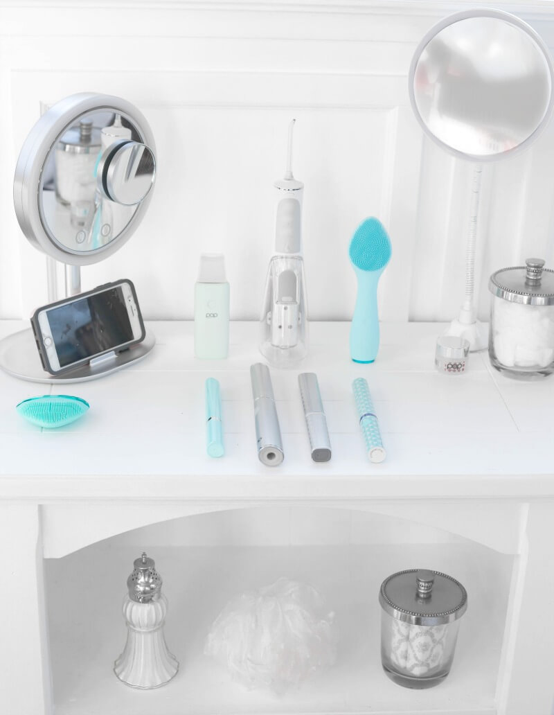 Favorite Beauty Products Mirror