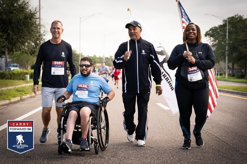 Join the WWP Carry Forward 5K