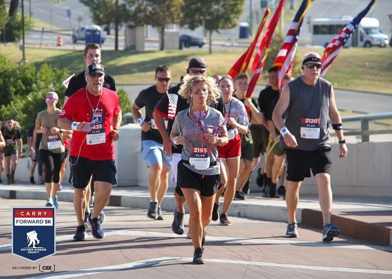 WWP Carry Forward 5K Race